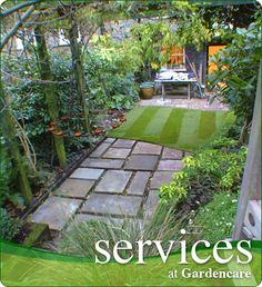 Commercial and Domestic Garden Landscaping Services Gardening Services, Garden Landscaping, Stepping Stones, Commercial, Patio, Landscape, Outdoor Decor, Home Decor, Homemade Home Decor