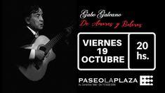 Gabo Galeano. De Amores y Boleros Academia, Movie Posters, Movies, Boleros, Live, Wellness, Musica, Films, Film Poster