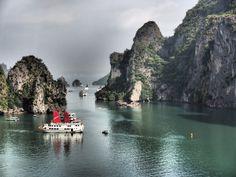 Halong Bay - Vietnam | by Faisal Aljunied. You can now book tours for Halong Bay through Sapa O'Chau.