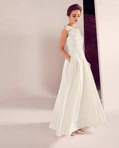 Wedwithted Exclusive Ted Baker Wedding Dress Capsule Collection For 2017 Pinterest And Chic Dresses