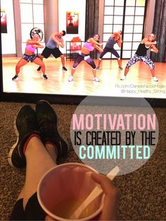 Fitness Motivation, Commitment, Tips to get Motivated, Workouts, TurboFire