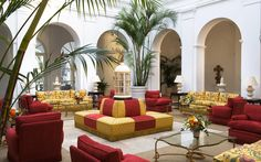 Finca Cortesin Hotel Golf & Spa in Andalucia, Spain