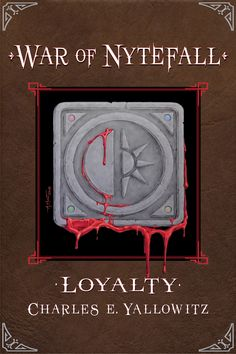 Very Descriptive With Tantalizing Plot Twists -- Loyalty (War of Nytefall, #1) by @cyallowitz #fantasy #vampires #books #bookreview #SFF #IARTG