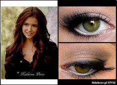 katherine pierce eye makeup - Google Search