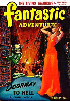 The Geeky Nerfherder: Sci-Fi, Fantasy & Horror Cover Art: Harold W McCauley