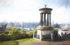 Las 5 mejores vistas de Edimburgo — CARPE DIEM TODAY