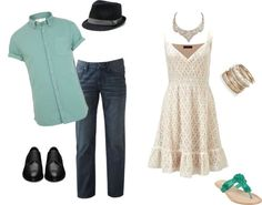 """""""What to Wear - Couples"""" by keza1981 on Polyvore"""