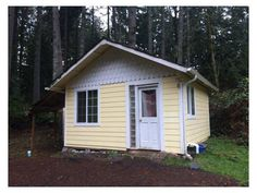360 sq foot cabin on my beautiful piece of property for rent.