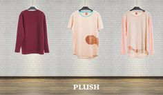 Pima Cotton Apparel by PLUSH