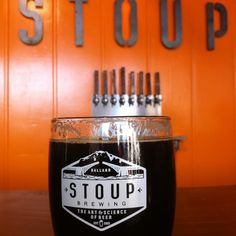 Stoup Brewing. New #Seattle brewery  | Fork: Food discovery & inspiration #beer #porter getfork.com