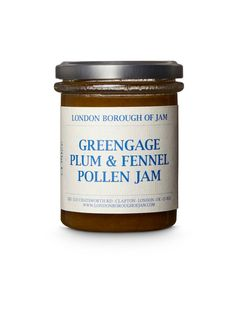 Image of LBJ Greengage & Fennel Pollen