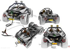 Mercedes Benz Unimog Concept
