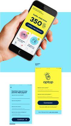 App Design, Branding Design, Behance Net, Manon, Connection, Corporate Design, Application Design, Identity Branding, Brand Design