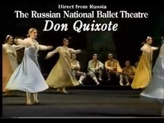 Don Quixote by The Russian National Ballet Theatre at Lehman Center 4/13/14.