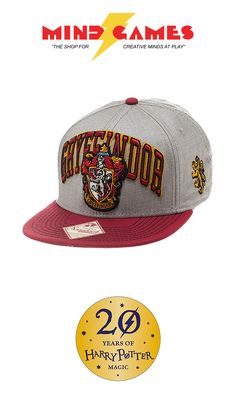 This Bioworld Original Snapback features the sigil of the noble House of  Gryffindor from Hogwarts School of Witchcraft and Wizardry. The Harry Potter  ... 279664e7e90d