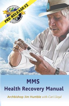 MMS Health Recovery Manual (Pre-Release #2) (2015) (Ebook)