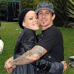 carey hart and pink - Google Search