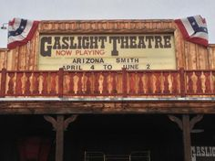 Gas Light Theater