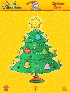 Conni Weihnachten App für Kinder | iPad iPhone