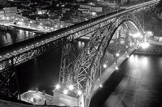 D. Luiz I Bridge - Porto