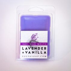 Lavender & Vanilla Home Fragrance | Poepa Soap