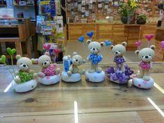 Teddy bear ..from Annie ( yenji)