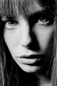 Jane Birkin - Photo by Jeanloup Sieff