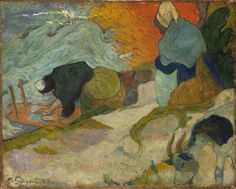 Paul Gauguin.....