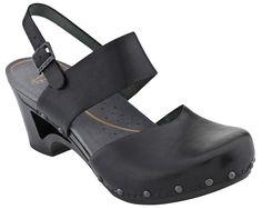 Dansko Thea Women's Closed Toe Sandal (Black)