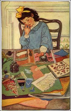 elizabeth shippen green | ... Monthly Magazine) by Elizabeth Shippen Green…