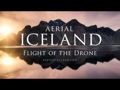 View Iceland from a new perspective. Over 20 locations shot with a DJI phantom vision 2 plus drone. Locations include: Skogafoss, Bruarfoss, Fjadrargljufur C. Flash Photography, Aerial Photography, Nature Movies, Phantom Vision, Sea To Shining Sea, Music Backgrounds, Aerial Drone, Dji Phantom, Iceland Travel