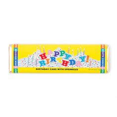Dylan's Candy Bar - Birthday Cake with Sprinkles | Claire's