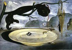 The Enigma of Hitler - Salvador Dali, 1939