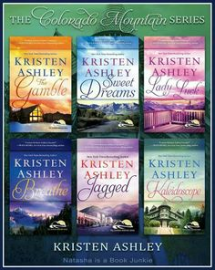 Colorado Mountain series by Kristen Ashley