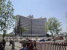 Edificio del IMSS.