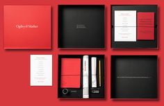 "Ogilvy & Mather Induction Box is a package given to all new employees. The  concept behind the design is ""The Eternal Pursuit of Unhappiness."" Created  by RedWorks from Cape Town, this design is meant to bring unity for new  employees and have them embrace the rich values that Ogilvy & Mather are  known for."
