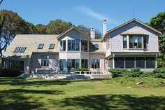 #GreatSpaces - #SipsonIsland, #CapeCod / Listed for $12,500,000 #Luxury #Mansion #PrivateIsland