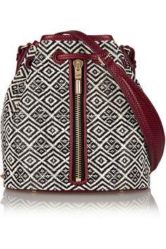Easy Chic: Bag, Elizabeth & James / Garance Doré