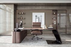 35 Gorgeous Modern Office Interior Design Ideas You Never Seen Before – A conv. 35 Gorgeous Modern Office Interior Design Ideas You Never Seen Before – A conventional workplace Corporate Office Design, Office Cabin Design, Modern Office Design, Office Furniture Design, Office Interior Design, Home Office Decor, Office Interiors, House Design, Corporate Offices