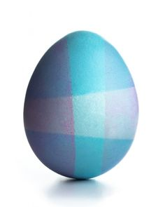 to make a tritoned dipped egg dye the whole egg first in a light color