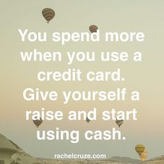 Free Tip Friday: Always spend YOUR money! #cash