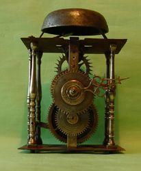 Mecanismos de relojería