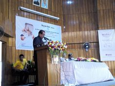 Celebrating World Hearing Day 2016 at National Institute of ENT