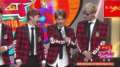 [VIDEO] 140214 - EXO @ Hunan TV Lantern Festival (Intro + Wolf + Ment + Growl)