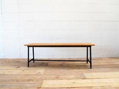 B-01 | Bench | handmade bench | WSTANDARD |