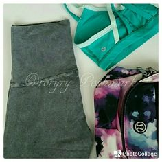 """☆Last Hours!☆ Gray Acid Wash Active Yoga Legging Gray Acid Wash active yoga legging.  Can be worn as a tapper pant. (See 2nd & 3rd pics).  Brand new in original package.  100% Cotton.  So soft!  The pant molds to your body type.  It has a lot of stretch to it.  Very comfortable.  Great for Yoga, Pilates, or just lounging into. Color: Like shown in the pics.   Flat measurements across (For Large): Length (full length):  35"""" Inseam:  24"""" Waist:  13.5"""" Sale $37 Was $50  Made in Indonesia…"""