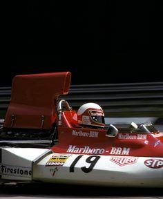 """""""Clay Regazzoni/BRM P160E/Monza/1973 """""""