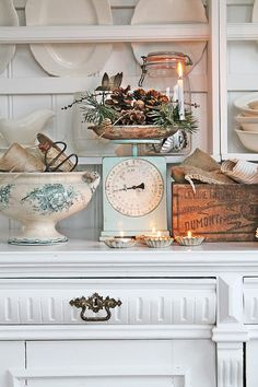 Fall Decorating Ideas, Cottage Style - VIBEKE DESIGN: Kan ikke vente lengere.....