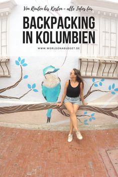 Erfahre hier unser ganzes Wissen von zwei Monaten in #Kolumbien. Wir zeigen dir die schönsten, teils unbekannten, Orte, die leckersten Streetfood-Stände und Restaurants und stecken dich an mit unserer Liebe für Kolumbien. #Reise mit und von der Karibik in den Amazonas und plane deine unvergessliche #Backpacking Reise in Kolumbien. Jetzt stöbern und begeistern lassen...
