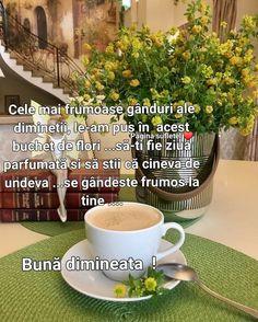 Good Morning, Insight, Lettering, Tableware, Decor, Fragrance, Buen Dia, Dinnerware, Decoration